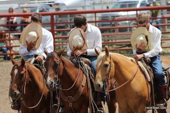 John Wayne Movie Locations Colorado Ranch Rodeo Pagosa Springs