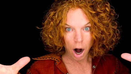 How Carrot Top Keeps Ahead of the PC Police