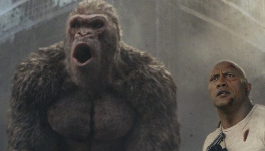 HiT DVD Autopsy: Dwayne Johnson's 'Rampage'