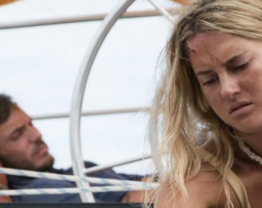 ADRIFT-sam claflin-shailene-woodley -review