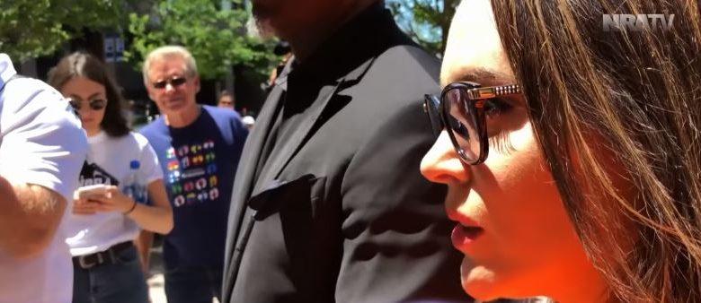 Alyssa Milano NoRA protest Hollywood Hypocrite