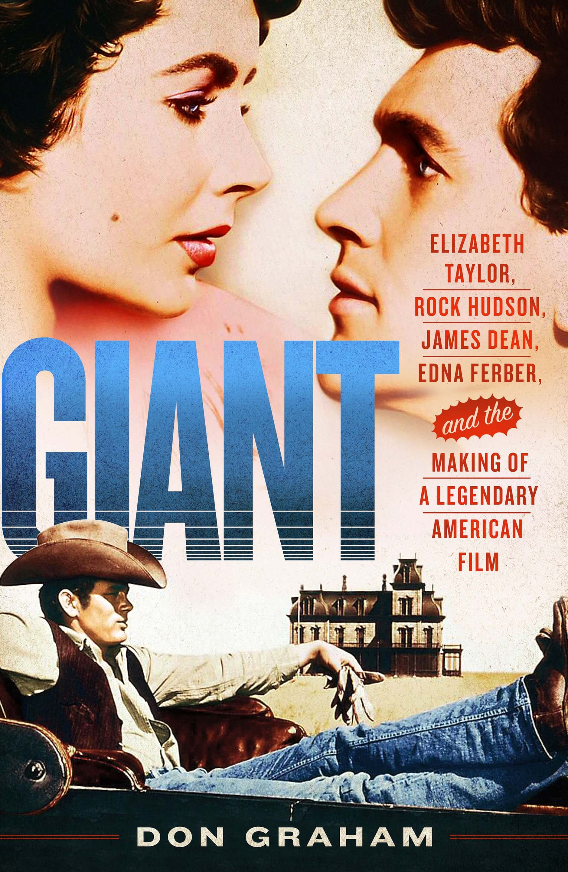 Giant by Don Graham Cover