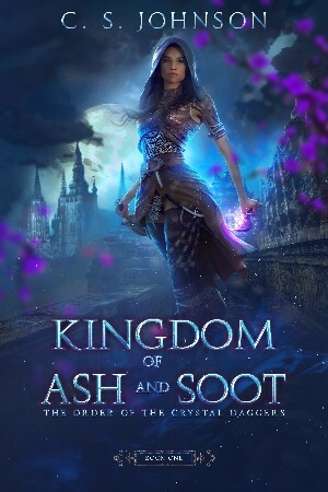 Kingdom of Ash and Soot front cover