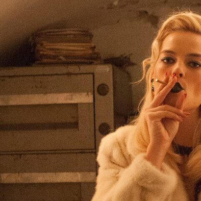 Terminal review Margot Robbie