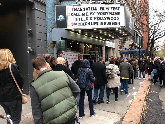 michelle malkin manhattan film festival screening