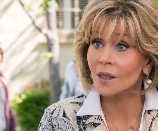 Jane Fonda Michael Moore Traverse City