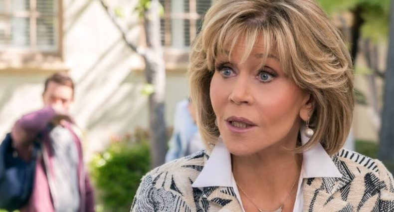 Jane Fonda Michael Moore Traverse City