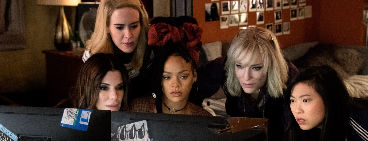 oceans-8-review-cast