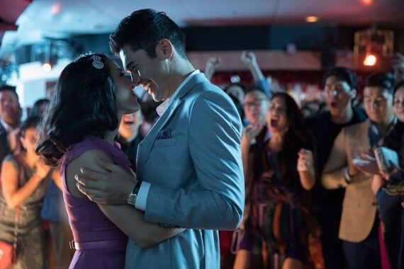 Crazy Rich Asians with Constance Wu and Henry Golding