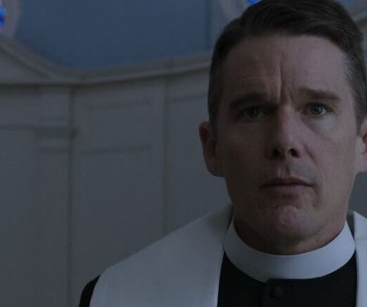 First Reformed Blu ray review Ethan Hawke