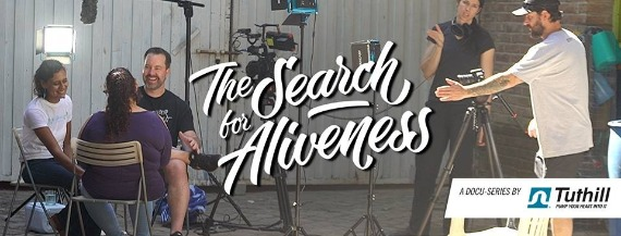 Search for Aliveness