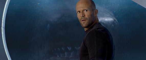 The Meg Jason Statham