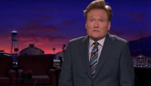 WATCH: Conan Calls Trump Supporters Nazis