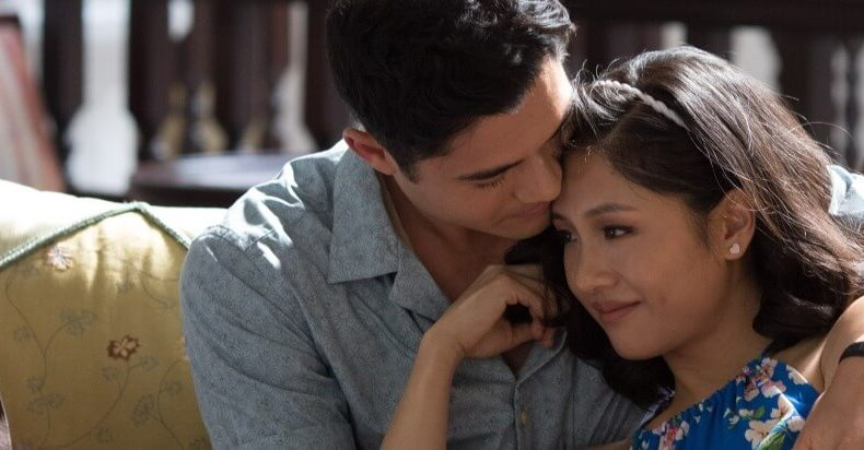crazy rich asians review rom com
