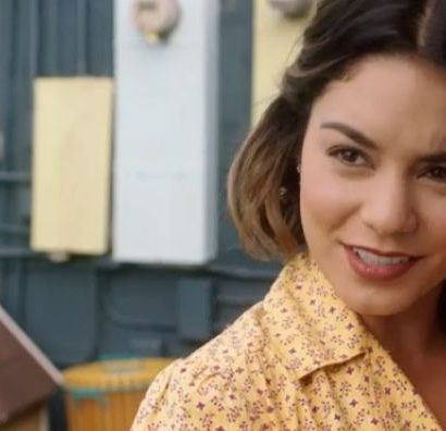 dog days review vanessa hudgens gertrude