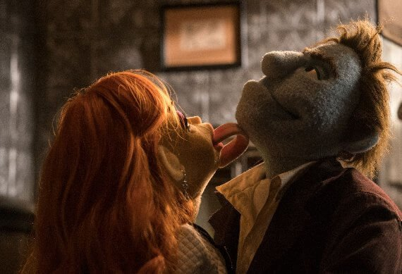 happytime murders tongue