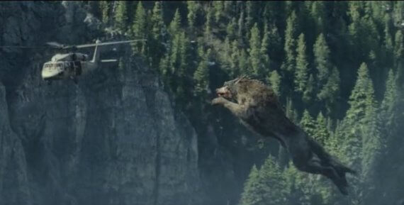 rampage helicopter