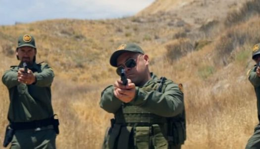 Black Eyed Peas Demonize Border Patrol Agents