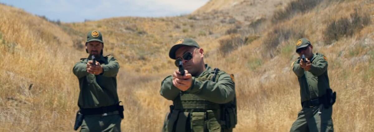 black eyed peas border patrol
