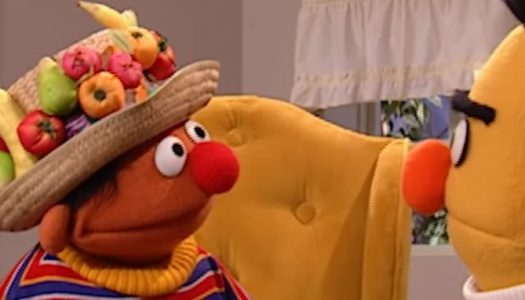 Frank Oz: I Couldn't Write a Gay Bert and Ernie