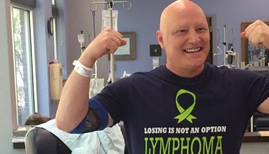 How One Actor Fought Cancer, Helped Fellow Patients