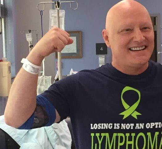 Gary Ray Moore Chemo interview
