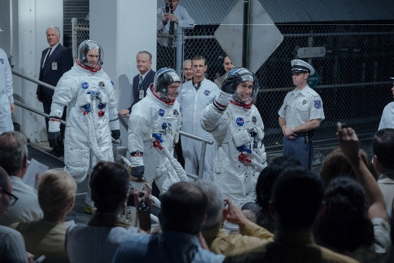 first man ryan gosling astronauts