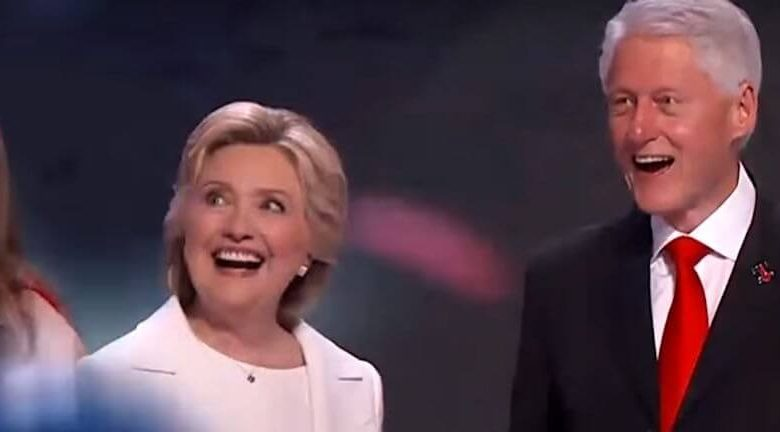 hollywood me too clintons