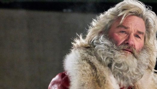 Russell Rocks Red Suit in 'Christmas Chronicles'