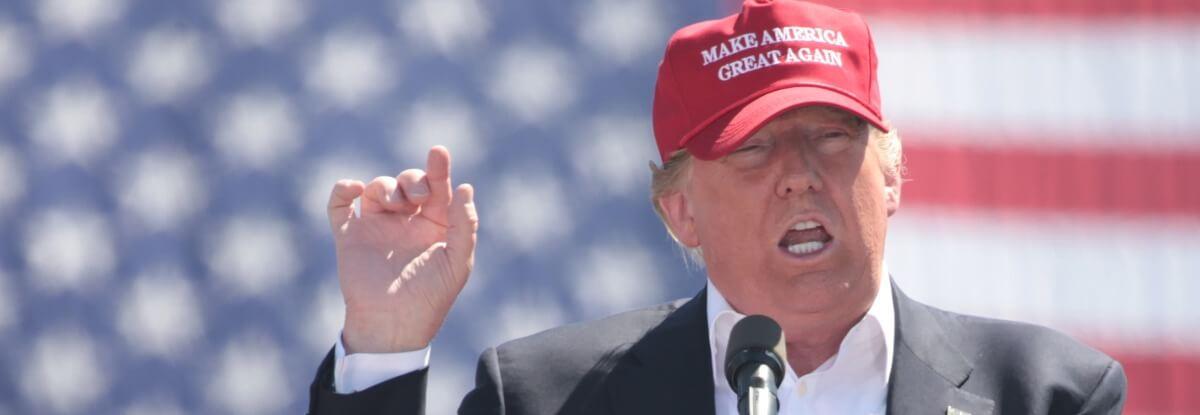 Donald Trump Battle Rapper
