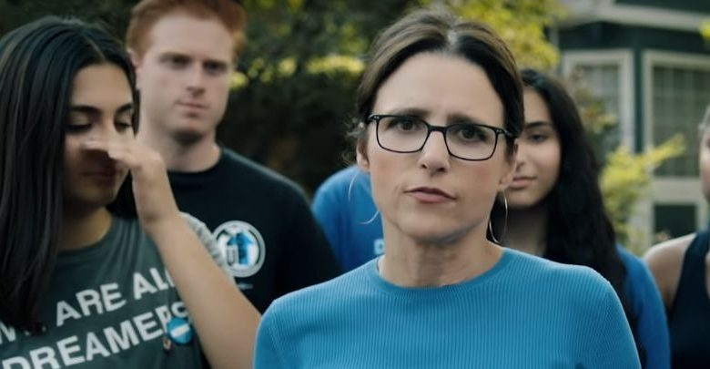 hollywood trump nazi julia louis dreyfus