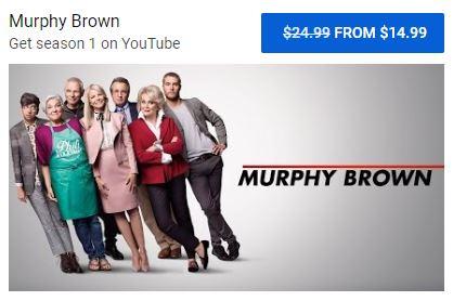 murphy brown leans left