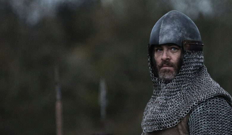outlaw king chris pine review