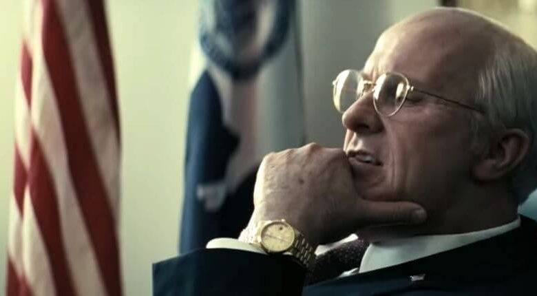 vice movie dick cheney media spin