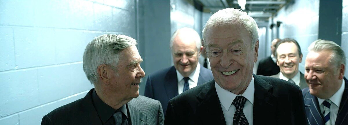 KING of THIEVES review caine