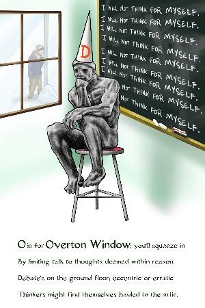 O is for Overton Window
