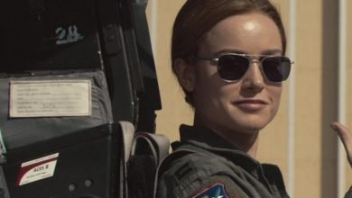Photo of 'Captain Marvel' Strips One Essential Element Away