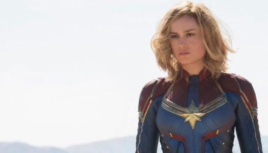 The Big Lie Behind 'Captain Marvel's' Feminist Fight