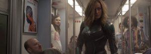 Captain Marvel review feminist