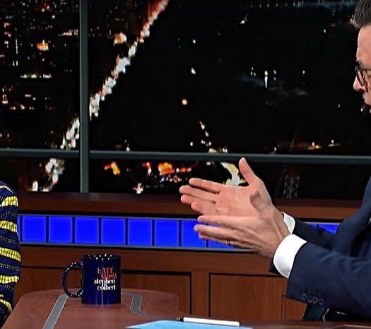 Colbert Omar 9 11 defense