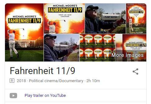 Fahrenheit 11 9 images
