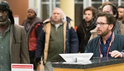 Estevez's 'The Public' – Virtue Signal, The Movie