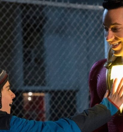 shazam review Zachary levi