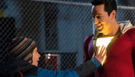 Silly 'Shazam' (Mostly) Charms Our Inner Child