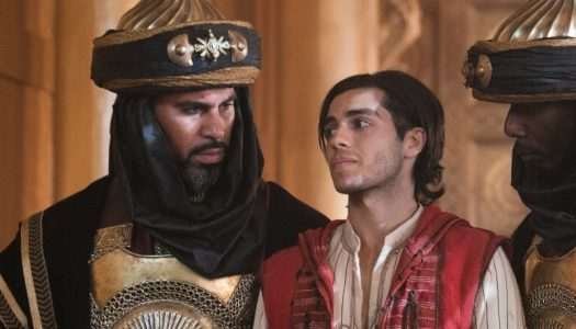 Why 'Aladdin' Is a Paint-By-Numbers Good Time