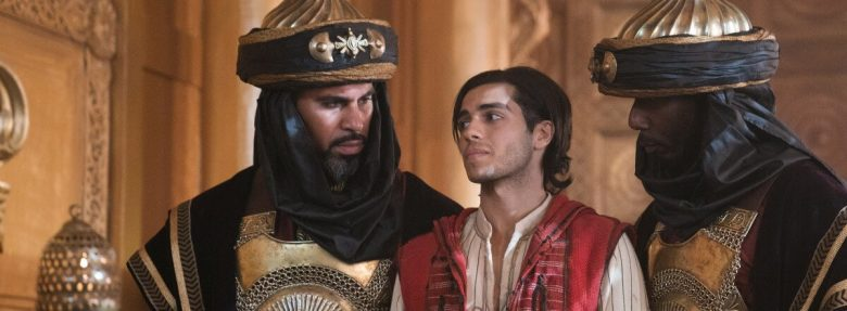 Aladdin review Mena Massoud