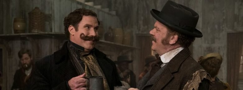 john c reilly holmes and watson