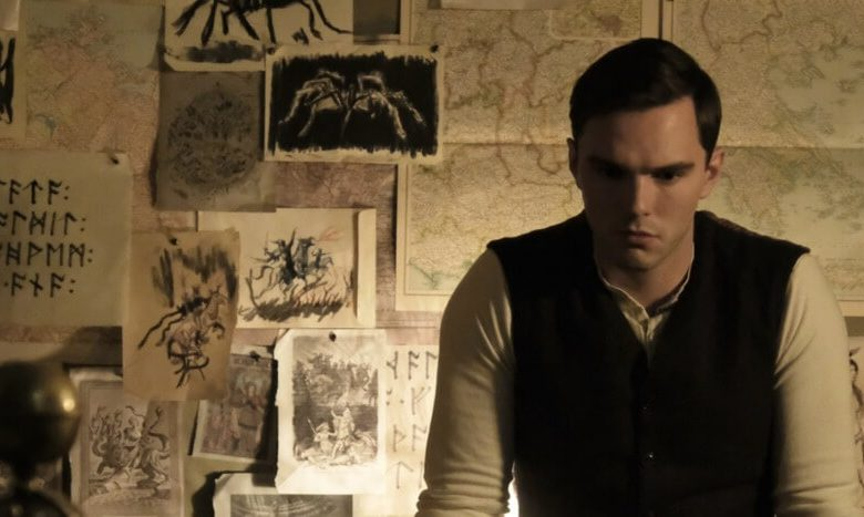 tolkien nichoas hoult christianity