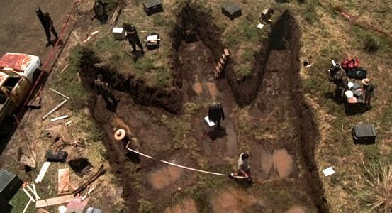 godzilla footprint 1998