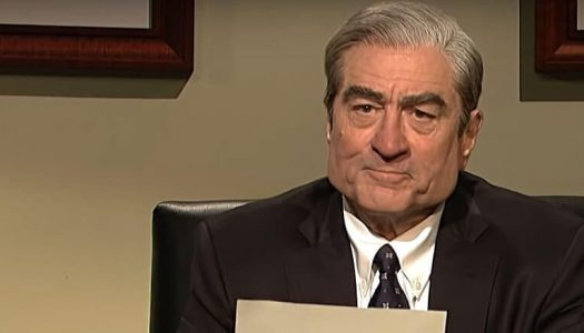 FLASHBACK: 'SNL' Wants Mueller Report for Christmas